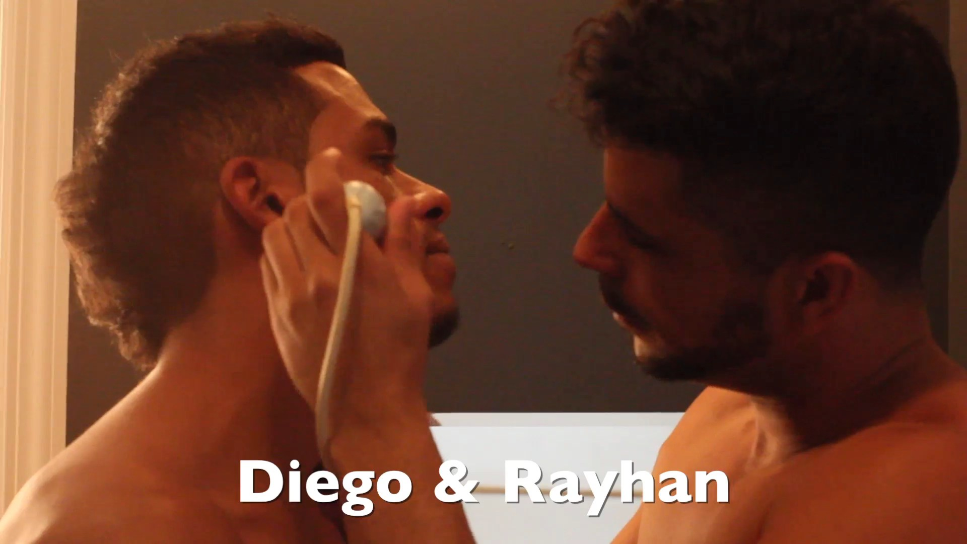 Diego et Rayhan